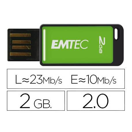 Memoria Flash USB S300 Emtec
