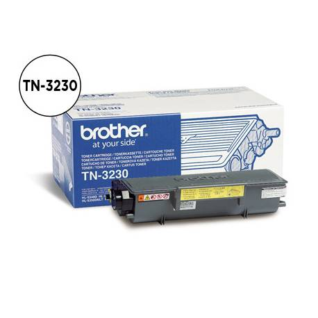 Toner Brother TN-3230 color Negro