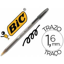 Boligrafo Bic Cristal X-Large Negro 1,6 mm