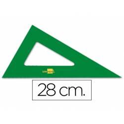 Cartabon acrilico marca Liderpapel 28 cm