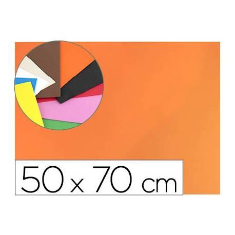 Goma Eva Liderpapel color Naranja