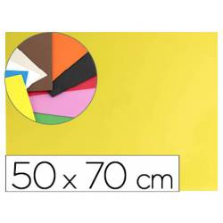 Goma Eva Liderpapel color Amarillo