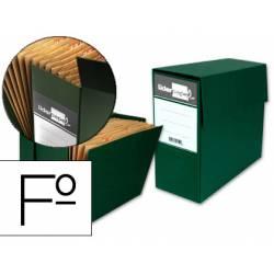 Cajas de transferencia marca Liderpapel con fuelle