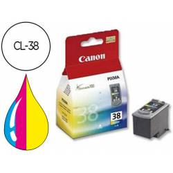 Cartucho Canon 2146B001 Nº CL-38 Tricolor