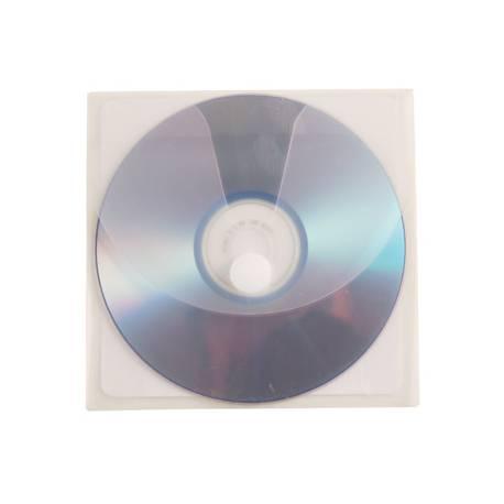 Funda autoadhesiva para CD/DVD marca Q-Connect