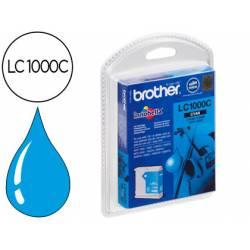 Cartucho Brother LC-1000C Cian