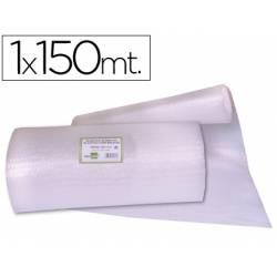 Rollo plastico burbujas 1x150M