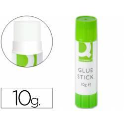 Pegamento en barra marca Q-Connect 10 gr