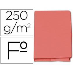 Subcarpeta Pocket Gio folio color rojo
