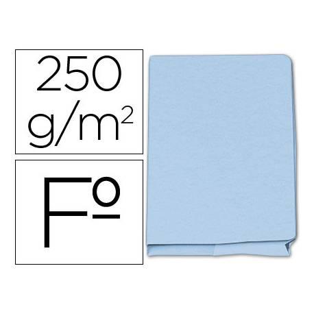 Subcarpeta Pocket Gio folio color azul