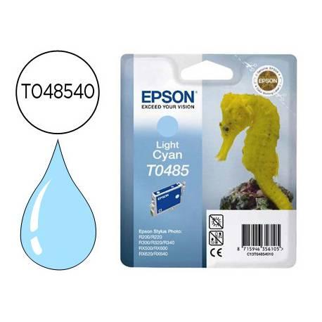 Cartucho Epson T048540 color cian