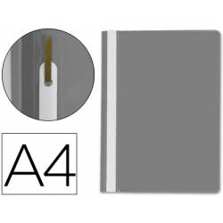 Carpeta dossier fastener Q-Connect Din A4 color gris