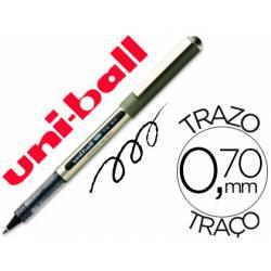 Boligrafo Uni-Ball UB-157 0,7 mm Negro