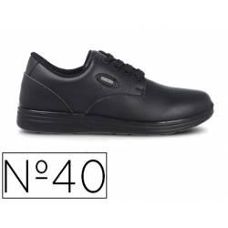 Zapatos de seguridad marca Paredes ocupacional hydra talla 40