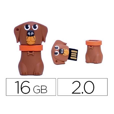 Memoria Flash USB de Technotech 16 GB Dubby Du