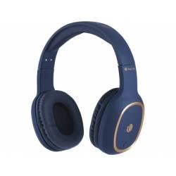 Auricular NGS Artica Pride con microfono ajustable color Azul