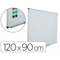 Pizarra Blanca Rocada Acero Vitrificado Magnética 120X90 cm