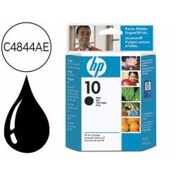 Cartucho HP 10 color Negro C4844A