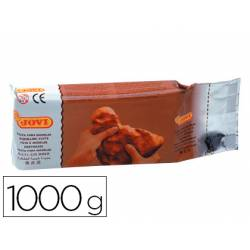 Pasta Jovi modelar 1000 g terracota