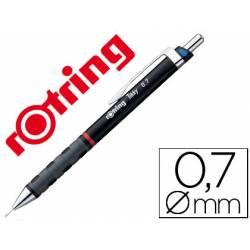 Portaminas Rotring Tikky trazo de 0,7 mm Negro
