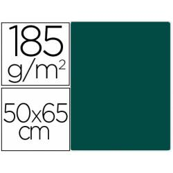 Cartulina Gvarro color Verde Safari 50x65 cm 185 gr