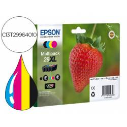 Cartucho Original Epson HOME 29XL C13T29964010 multipack