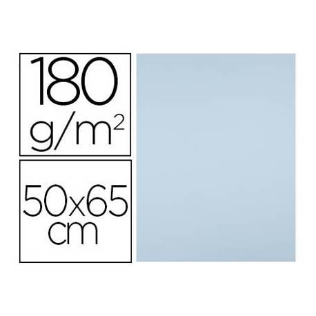 Cartulina Liderpapel Color Celeste Paquete de 25