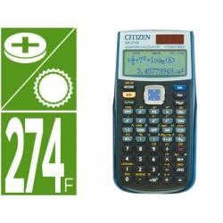 Calculadora científica Marca Citizen SR-270X College
