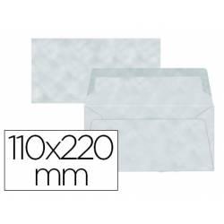 Sobre Americano marca Liderpapel pergamino 110x220 mm