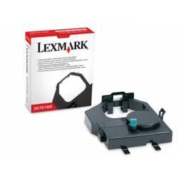 Cinta de reentintado marca Lexmark negra de alto rendimiento
