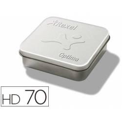 Grapas Rexel Optima HD70 caja de 2500 unidades