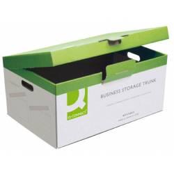 Cajon Q-connect para 5 cajas archivo definitivo A4 montaje manual