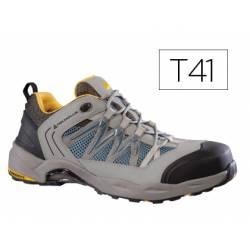 Zapatos seguridad deportivos DeltaPlus talla 41