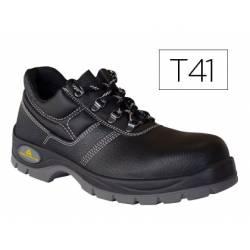 Zapatos de seguridad de Piel DeltaPlus talla 41