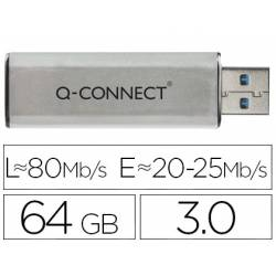 Memoria usb marca Q-connect flash 64GB