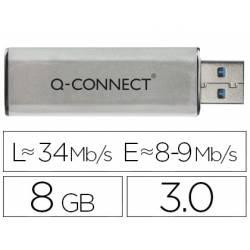 Memoria usb marca Q-connect flash 8GB
