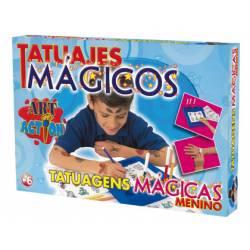 Juego mesa Tatuajes Magicos Falomir