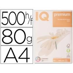 Papel multifuncion A4 Mondi IQ Premium 80 g/m2