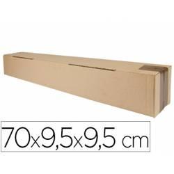 Caja para embalar marca Q-Connect Tubo 70x9,5x9,5Cm