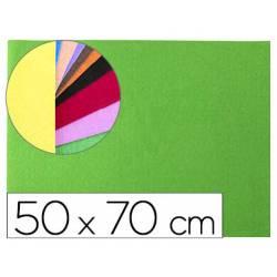 Goma Eva Liderpapel textura toalla color verde