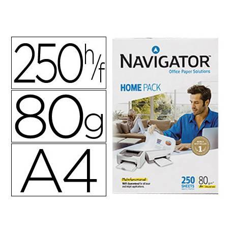 Papel fotocopiadora Navigator Home Pack DIN A4