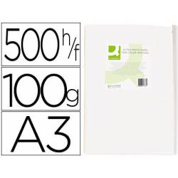 Papel fotocopiadora Q-Connect Ultra White DIN A3 100 Gr
