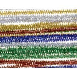 Varillas de chenille 30 cm Colores brillantes surtidos itKrea