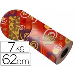 Bobina papel tipo kraft Impresma 62 cm 7 kg 4312