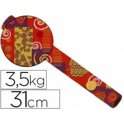 Bobina papel tipo kraft Impresma 31 cm 3,5 kg havana 4312