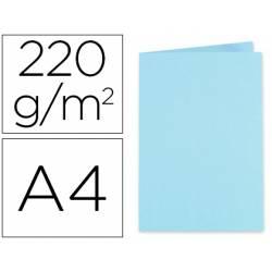 Subcarpeta Exacompta Foldyne din A4 250 gr color azul claro