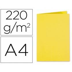 Subcarpeta Exacompta Foldyne din A4 250 gr color amarillo