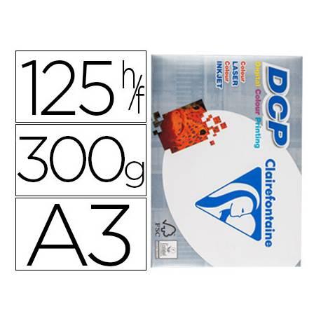 Papel multifuncion laser color DCP Din A3 300 g/m2