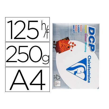 Papel multifuncion laser color DCP Din A4 250 g/m2