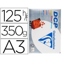 Papel multifuncion laser color DCP Din A3 350 g/m2